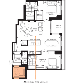 Small Condo Plans Trendy Best Images About Small Space
