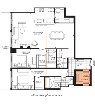 Small Condo Plans Bedrooms Home And Floors On Pinterest