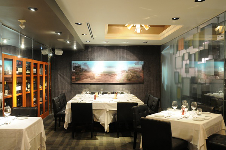 Dining at Mistura in Toronto for Residents of The Davies