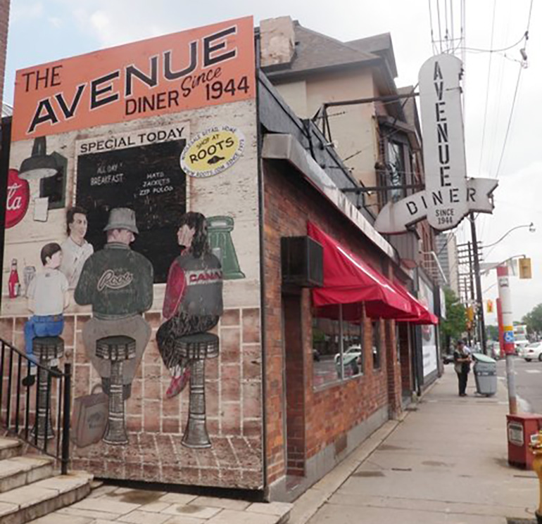 Take a Trip Back in Time at the Avenue Diner – In the Annex