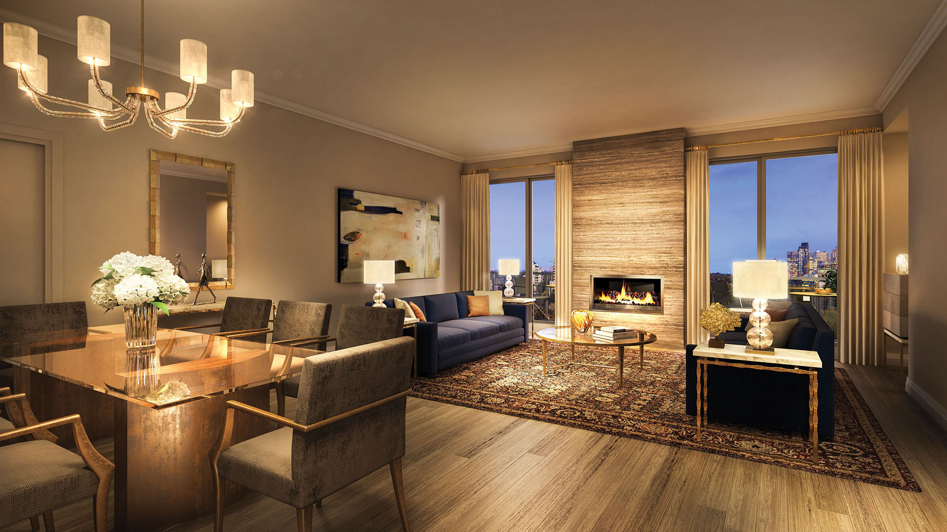 The Davies 9th Floor Penthouses Offer Spacious Designs and Ultimate Luxury
