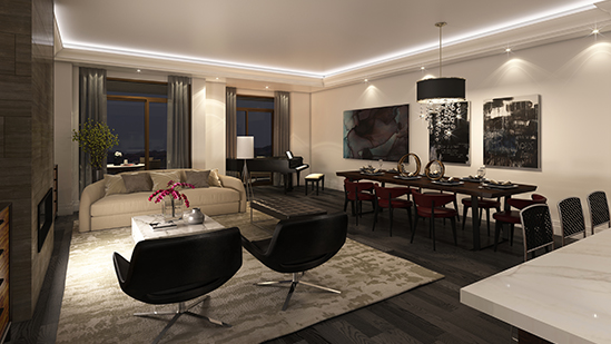luxury condominium Toronto