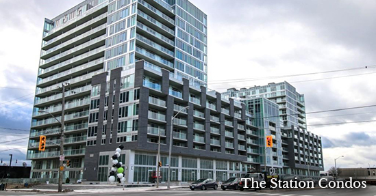 condominium developments Toronto
