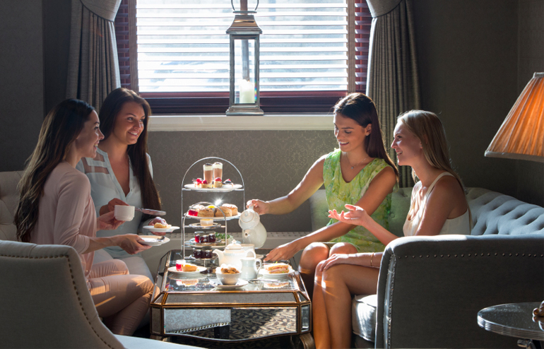 Best places for Afternoon Tea for residents of new condos in Downtown Toronto