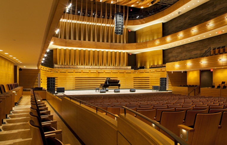 Discover a World-Class Musical Experience in Koerner Hall