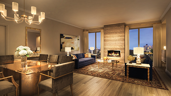 toronto luxury penthouses