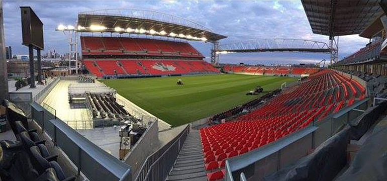 BMO Field in Toronto