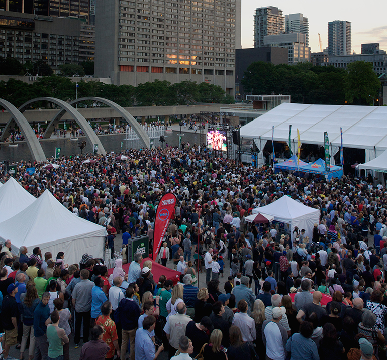 It's Music to My Ears – A Guide to the 2016 TD Toronto Jazz Festival for Residents of The Davies Luxury Condos