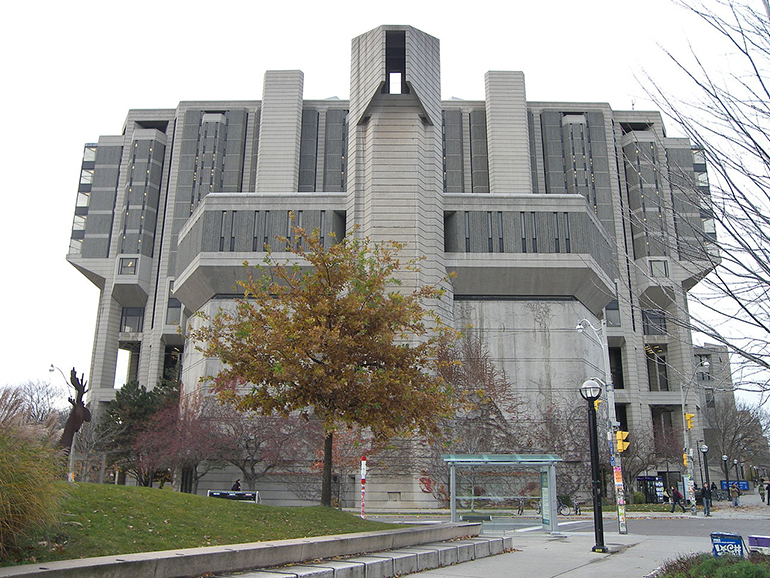 Discover Toronto's Literary Wonders at the </br>Robarts Library