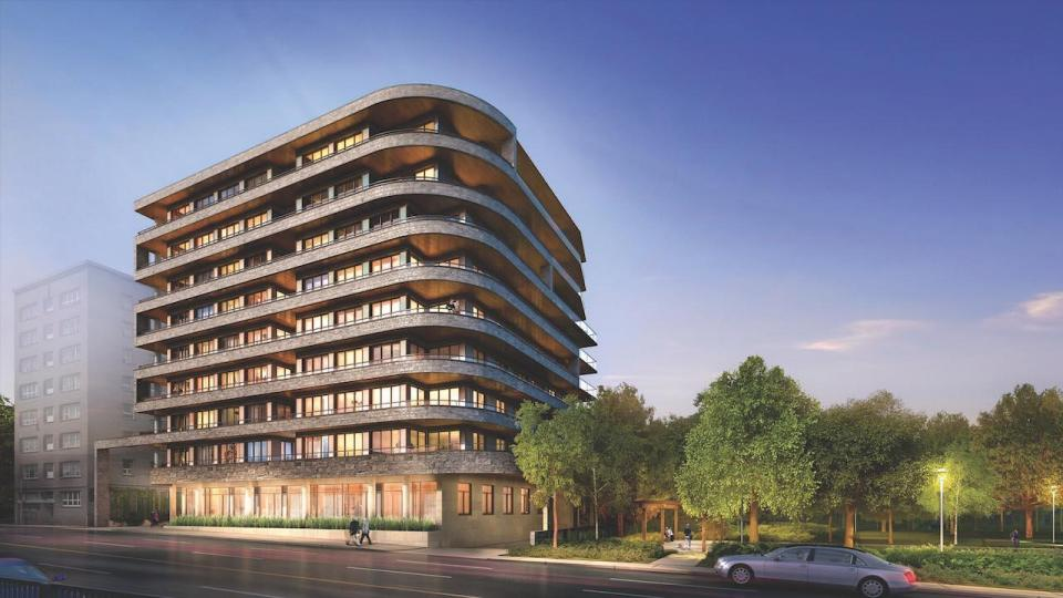 SMV Design Brings Mid-Rise Luxury to Avenue Road