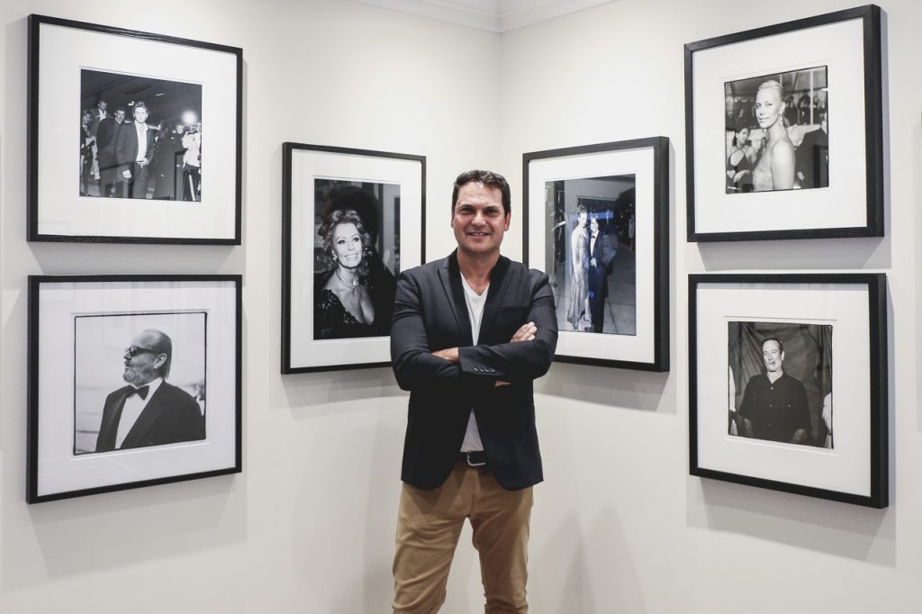 The Davies Presentation Centre Hosts Exclusive Exhibit by Celeb Photographer