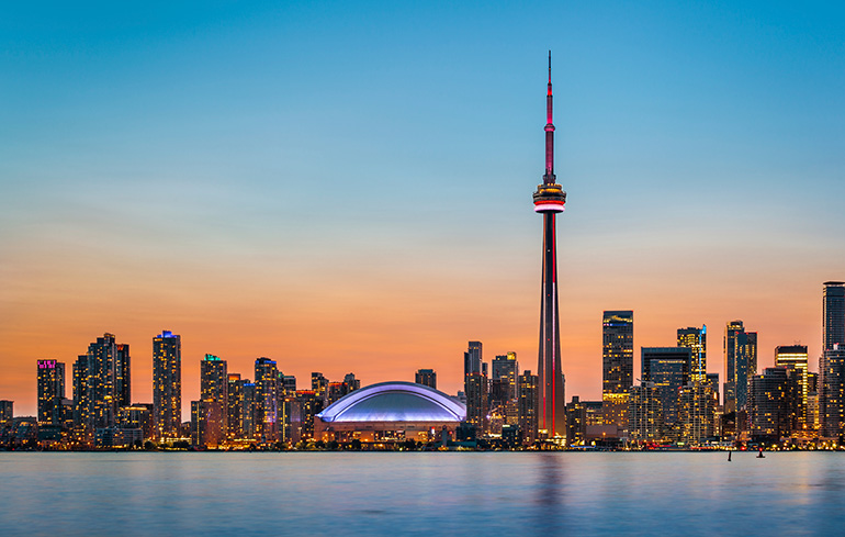 Toronto Skyline in Store for World-Class Changes