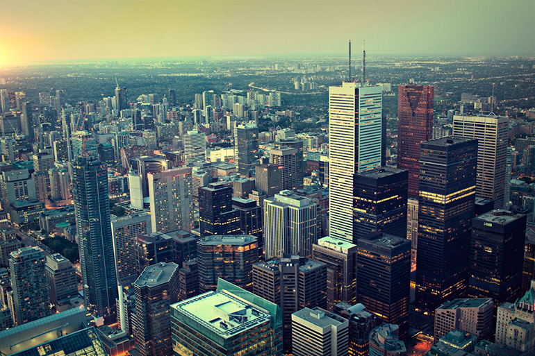 Supply and Demand for New Condo Projects in Toronto