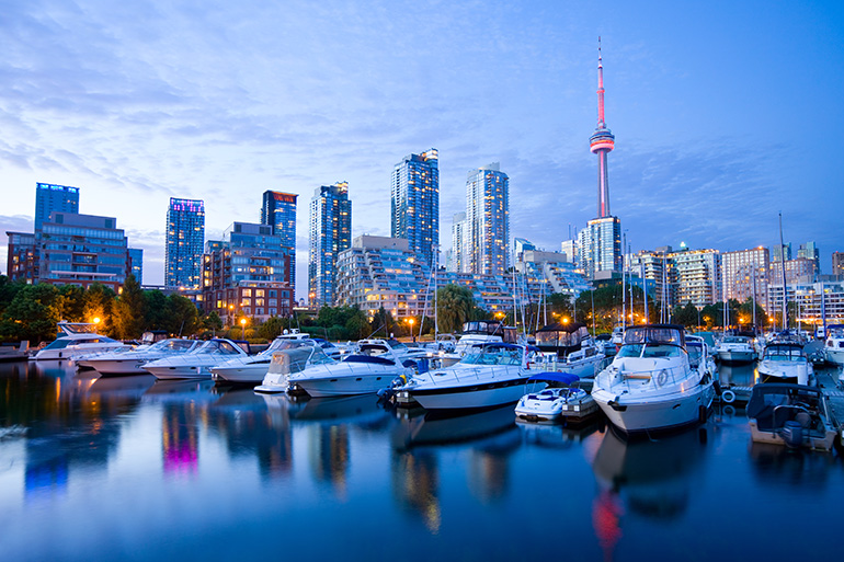 Toronto Listed Among the Top 10 Cities for the Ultra Rich to Buy Homes