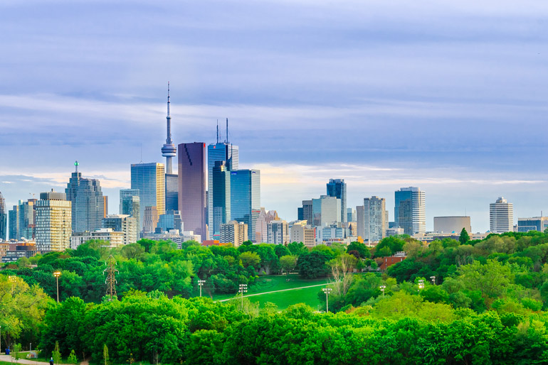 Greater Toronto Area is Booming with Million Dollar plus Home Sales