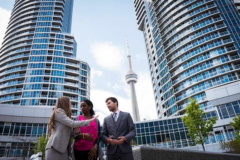 Toronto's Luxury Real Estate Rental Market Surges Ahead of World's Top Cities