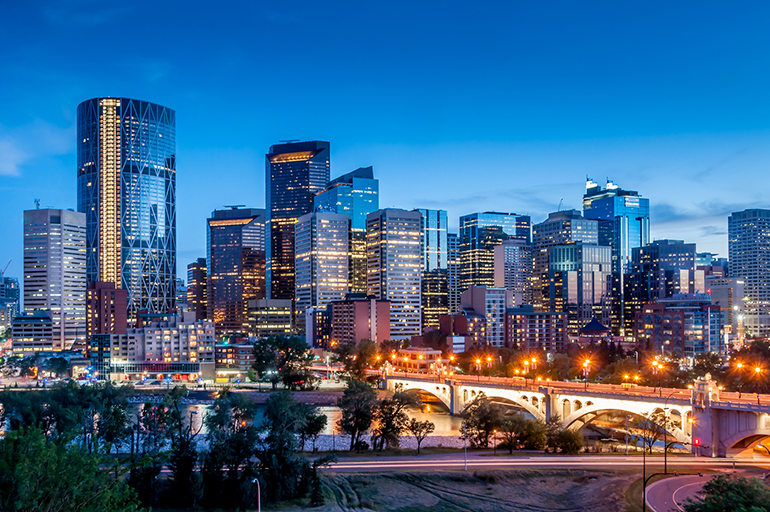 Are Foreign Investors Unenthusiastic About Montreal and Calgary?