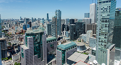 Luxury Condos for Sale in Downtown Toronto