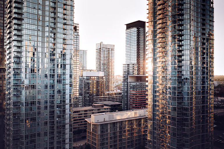 Down Payment Required to Buy a Luxury Condo in Toronto